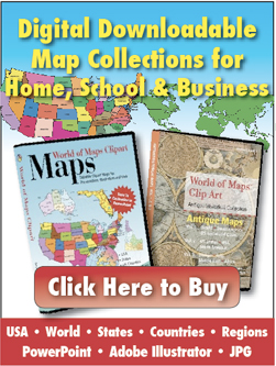 digital map download collections antique maps