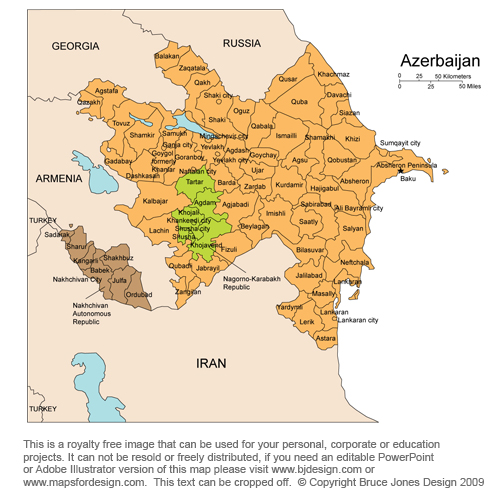 Azerbaijan, Central Asian Country, Middle East, royalty free jpg
