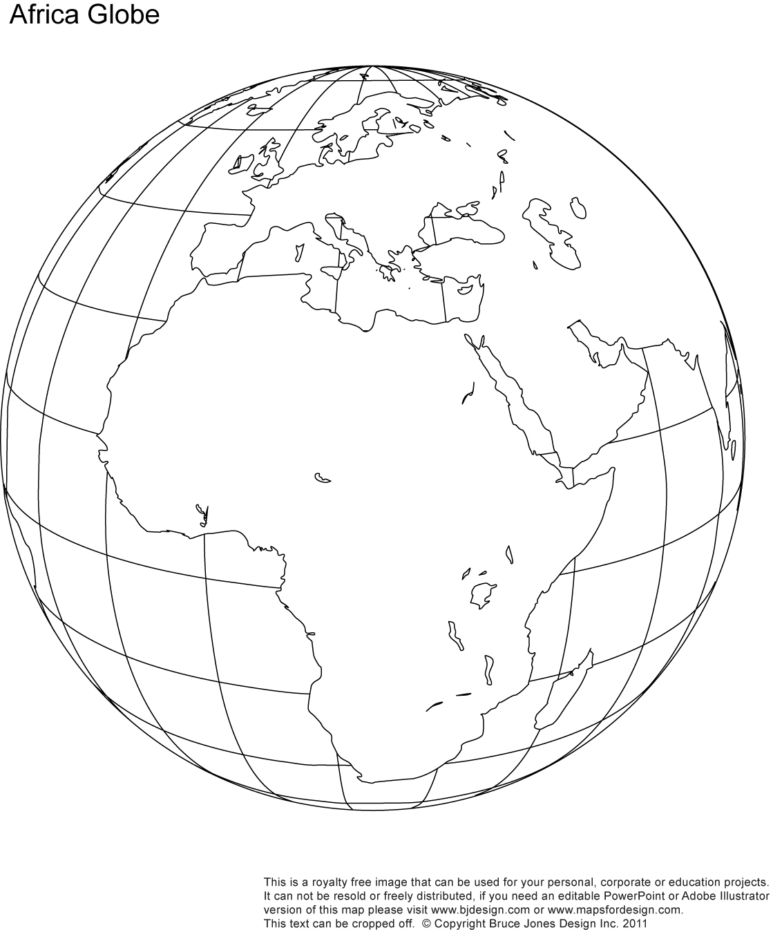 It's just an image of Impertinent Printable World Globe
