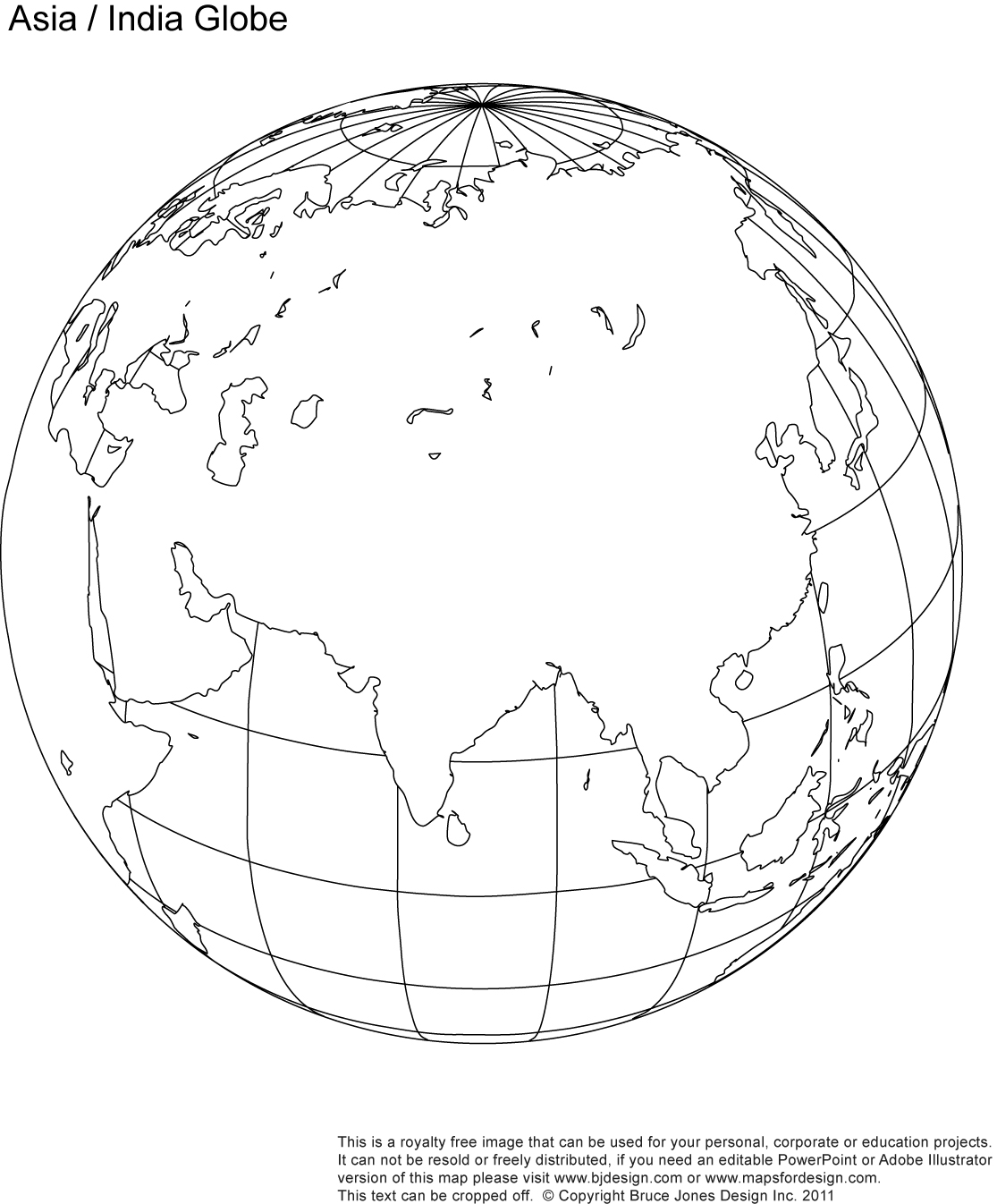 It's just a graphic of Lucrative Printable World Globe