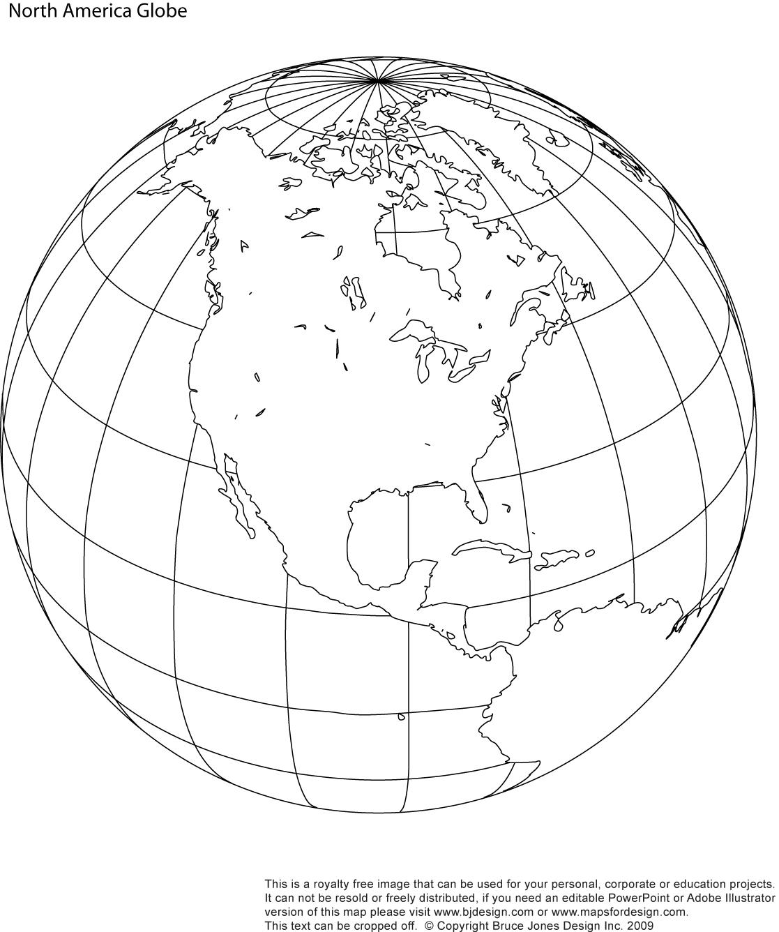 Contrôle de géographie n°20 Globe et planisphère