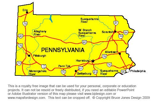 US State Printable Maps of New Mexico to South Carolina, jpg ...